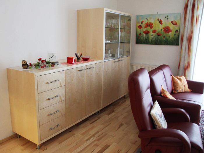 Rabl Tischler Wohnzimmer